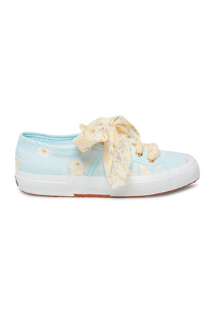 Superga x LoveShackFancy Women's Classic Blue Bird