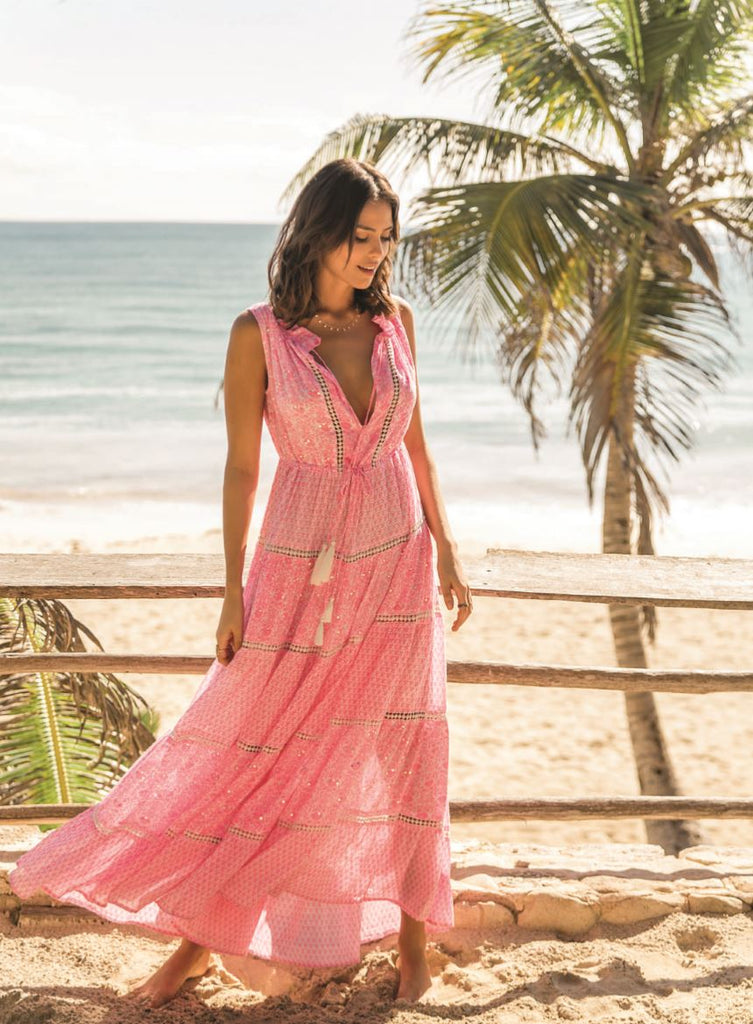 Miss June Maxi Dress Alhambra | Miss June