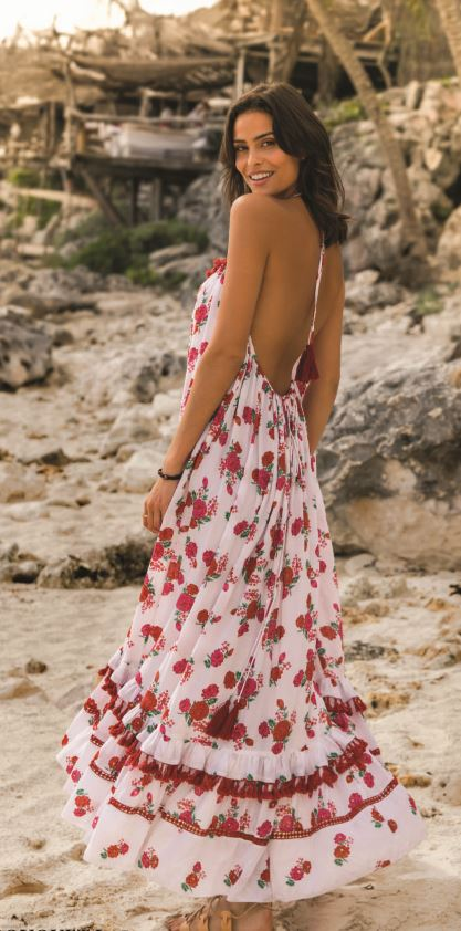 Miss June Maxi Dress Bouquet | Miss June