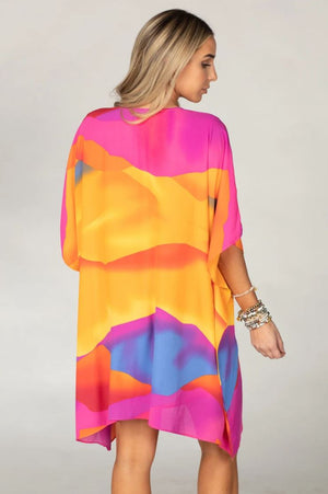 Tunic Dress Pina Colada