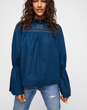free people eternity blouse