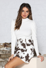 Animal Print Noelle Skirt