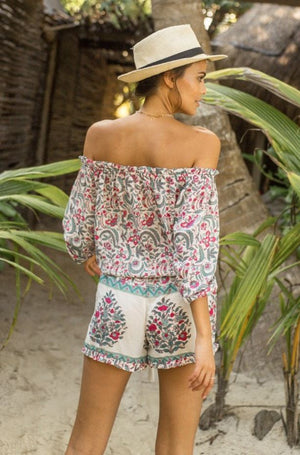 Miss June Playsuit Harper