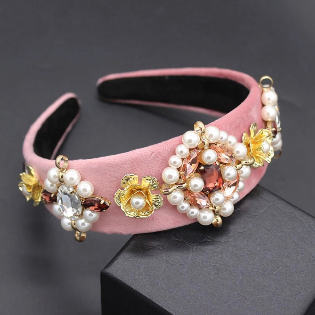 Embellished Head Band
