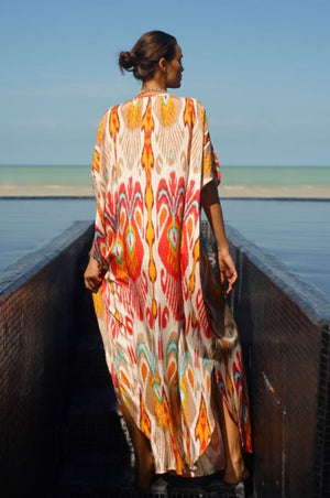 Miss June Maxi Kaftan Iconic