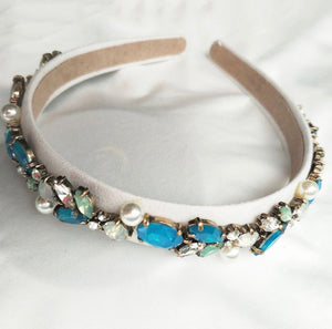 Embellished Head Band Glam