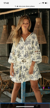 Miss June Shirt Dress Juliana