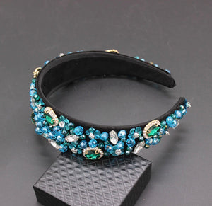 Embellished Head Band Sparkle