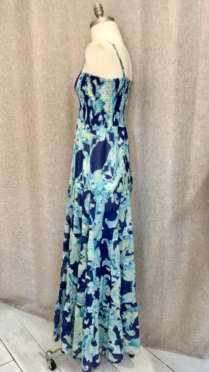Bandeau Maxi Dress fiji