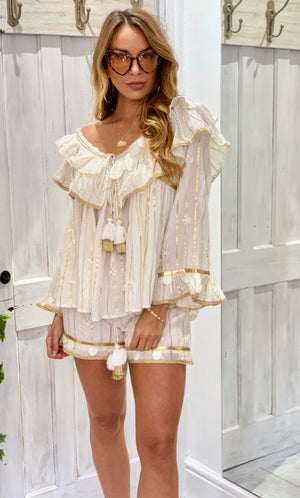 Top And Shorts Set Dreamer