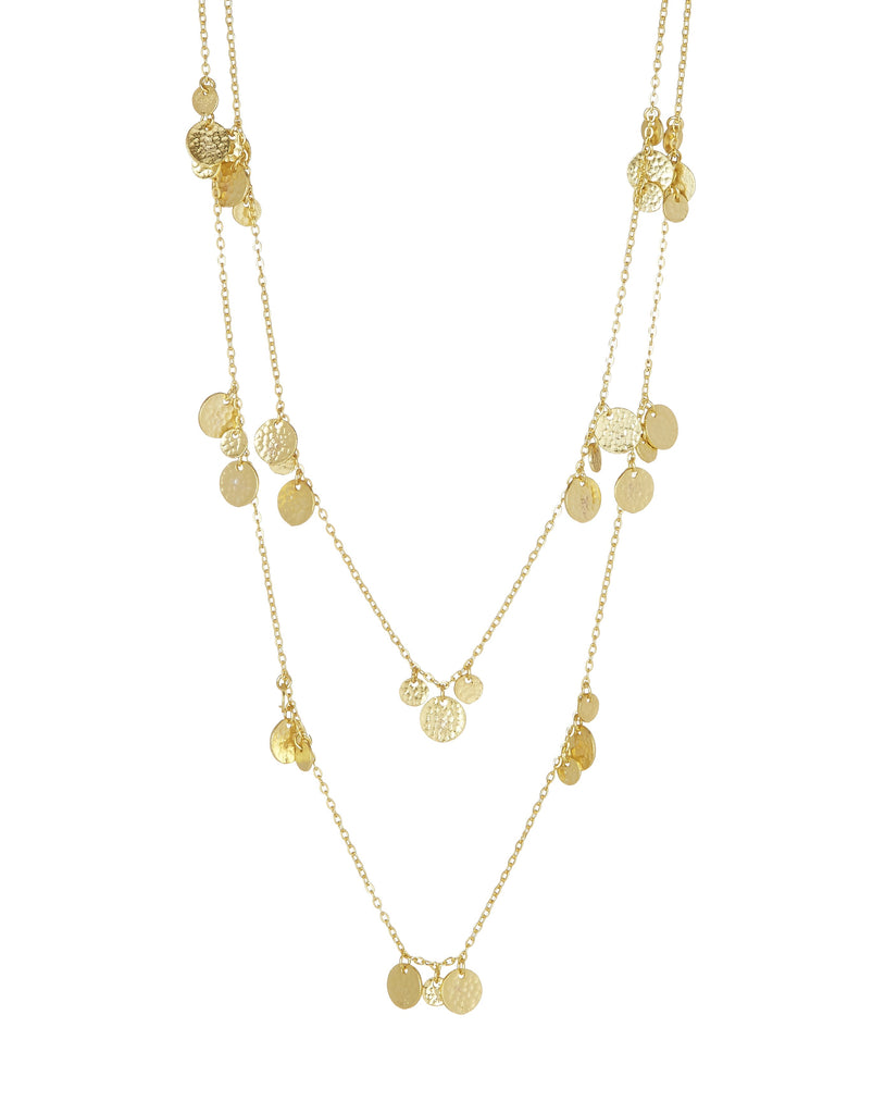 Ashiana Alena Necklace Gold