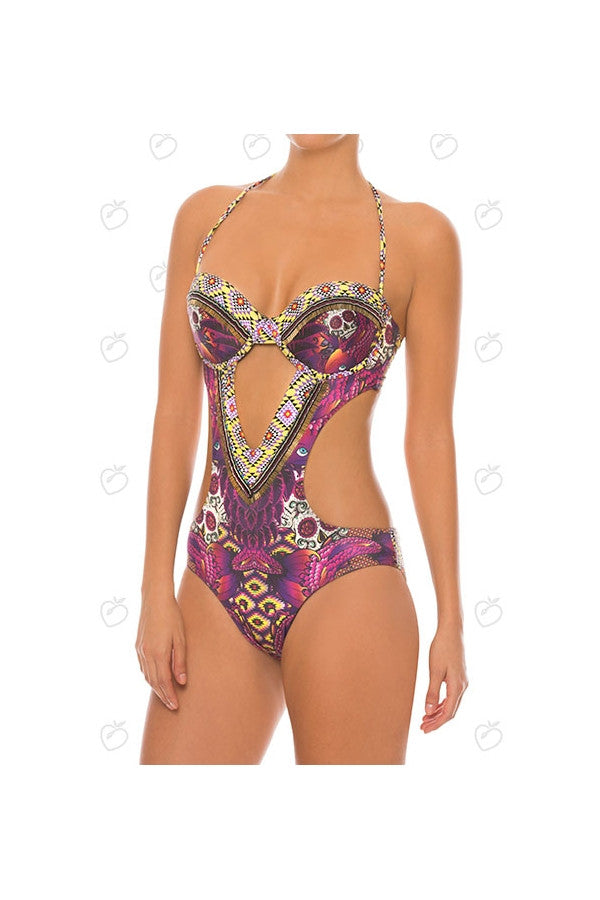 Live Monokini side view