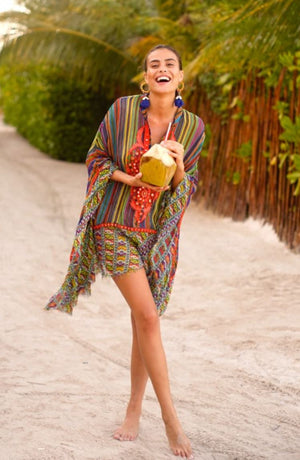 Miss June Kaftan Loulou