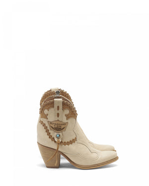 Leather Ankle Boots Maeve Tribal