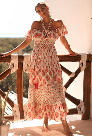Miss June Maxi Dress Merida