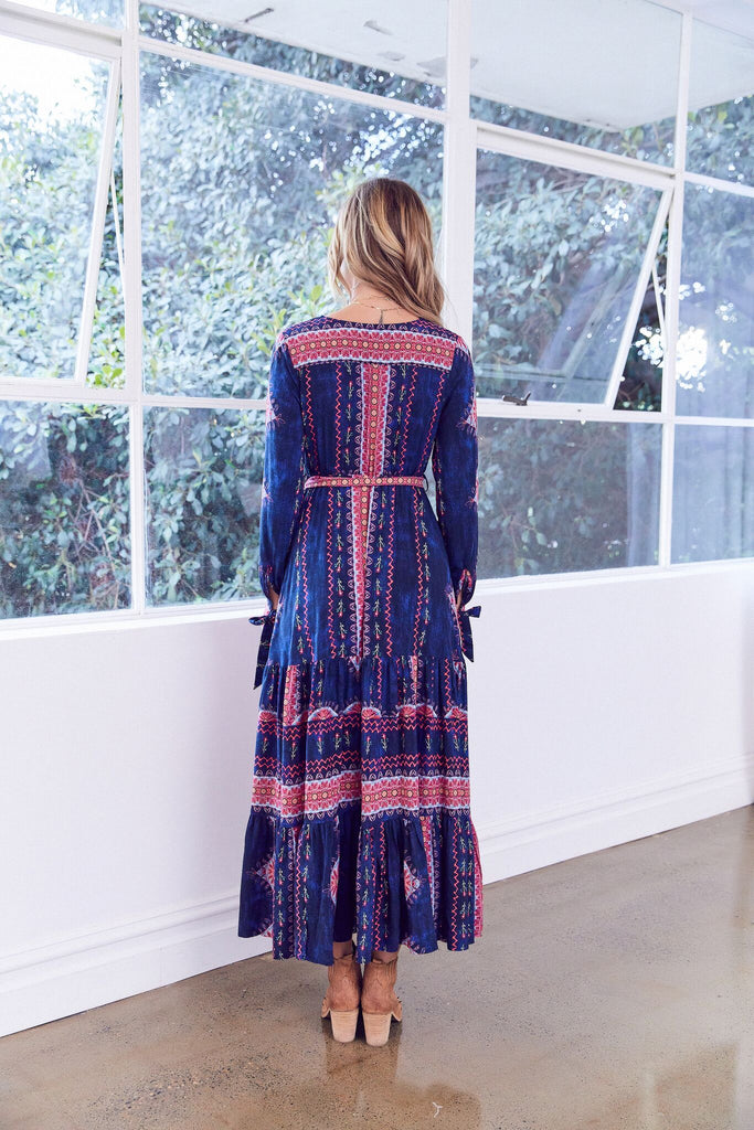 Jaase Essie Maxi Dress in Nightdream Print