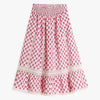 Cienna Skirt in Strawberry Fields