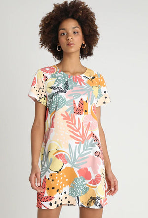 Sprint Citrus Tee Dress