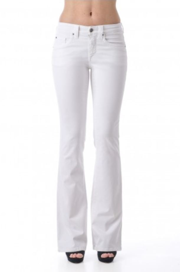 JQ Bootcut stretch Sateen Jeans