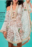 Beach cover up lace poncho by Antica sartoria