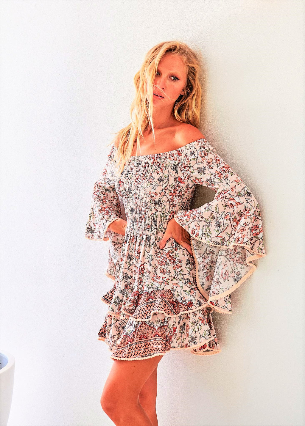 Jaase Primrose Dress in Paola Print