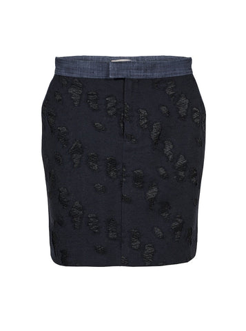 Custommade Kimsa Skirt in Navy