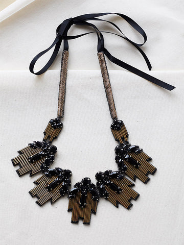 Intropia 5903.924 Necklace in Black