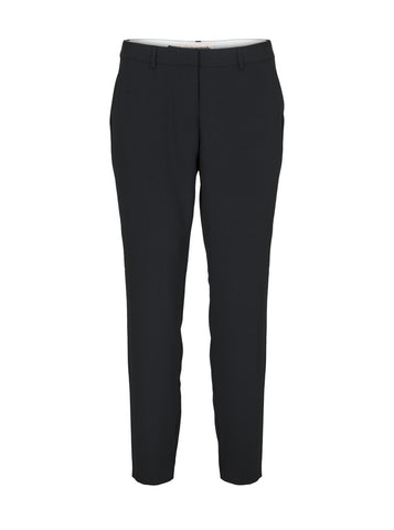 Custommade Muno pant in Anthracite black