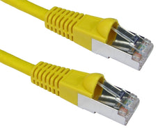 Cat 6a Low Smoke Patch Leads Snagless