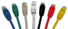 Cat5e Patch Leads Snagless