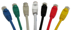 Cat5e Patch Cables Snagless