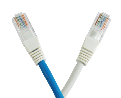 Cat5e Low Smoke Patch Leads