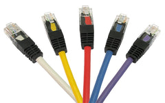 Cat5e Crossover Patch Leads
