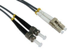 LC-ST Multiomde OM1 Fibre Optic Cables