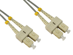 SC-SC Multimode OM1 Fibre Optic Cables