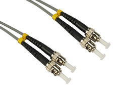 ST-ST Multimode OM1 Fibre Optic Cables