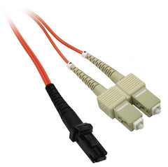 MTRJ-SC Multimode OM2 Fibre Optic Cables