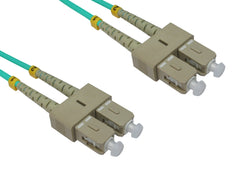 SC - SC Multimode OM3 Fibre Optic Cables