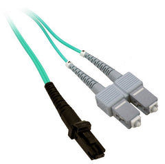 MTRJ-SC Multimode OM3 Fibre Optic Cables