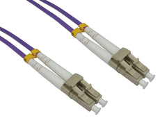 LC-LC Multimode OM4 Fibre Optic Cables
