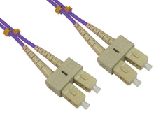 SC - SC Multimode OM4 Fibre Optic Cables