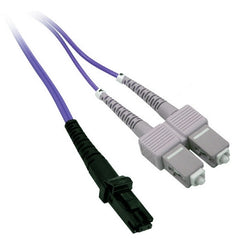 MTRJ-SC Multimode OM4 Fibre Optic Cables