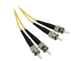 ST-ST Singlemode OS2 Fibre Optic Cables