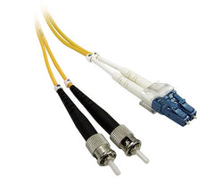 LC-ST Singlemode OS2 Fibre Optic Cables