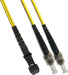 MTRJ-ST Singlemode OS2 Fibre Optic Cables