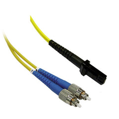 MTRJ-FC Singlemode OS2 Fibre Optic Cables