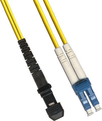 MTRJ-LC Singlemode OS2 Fibre Optic Cables