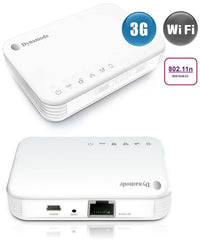 Wireless Pocket-sized 3G capable 802.11n Wireless Router