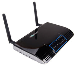 300meg 11n DSL router and access point