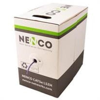 Nenco Cat5e Cable Solid Low Smoke 305mtr